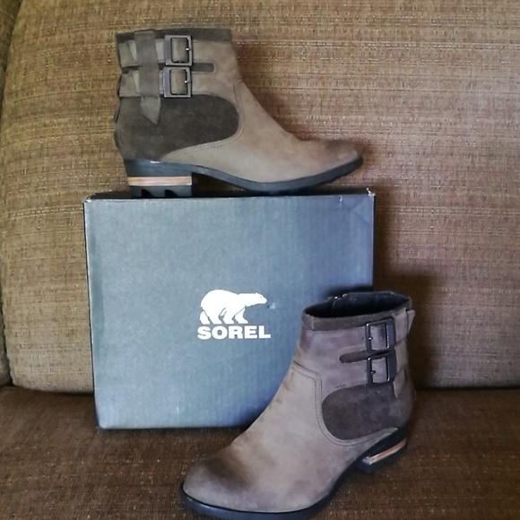 Sorel Shoes | Lolla Bootie Major Black